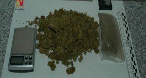 Due arresti a Milazzo per droga
