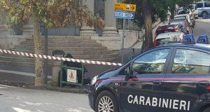 Messina: allarme bomba in un trolley sospetto