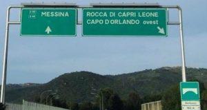 Autostrada Me-Pa: lavori nelle gallerie di Capo d'Orlando e Tindari