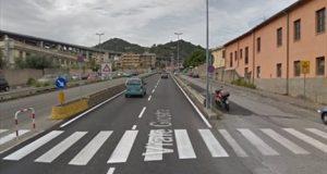 Viale Giostra, investito 81enne