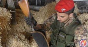 Armi in casa: arrestato 38enne di Motta d'Affermo
