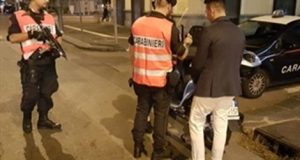 Operazione Periferie Sicure: controlli a tappeto dei Carabinieri