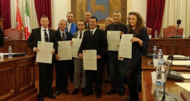 Consegnate le Lauree Magistrali ed Honoris Causa dell'Università ISFOA