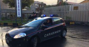 Blitz dei Carabinieri alle case popolari di Sant'Agata di Militello