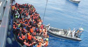Sbarco di 135 migranti a Messina: fermati quattro presunti scafisti