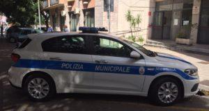 Polizia Municipale: incendiate 5 auto in custodia presso il parcheggio del Pala Rescifina