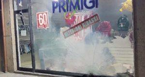 Ordigno esploso davanti a Primigi: danni e tanta paura