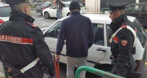 Messina: Bloccati nella notte quattro ladri d'auto