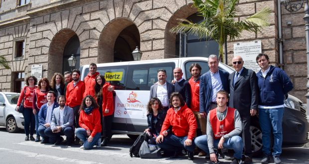 """""""Parolimparty"""": a Milazzo la prima mega convention di sport da spiaggia del Sud Italia dedicata alle persone con disabilità"""