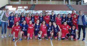 Basket: le under 13 e 14 della Polisportiva Rescifina Messina si preparano ad una doppia semifinale regionale
