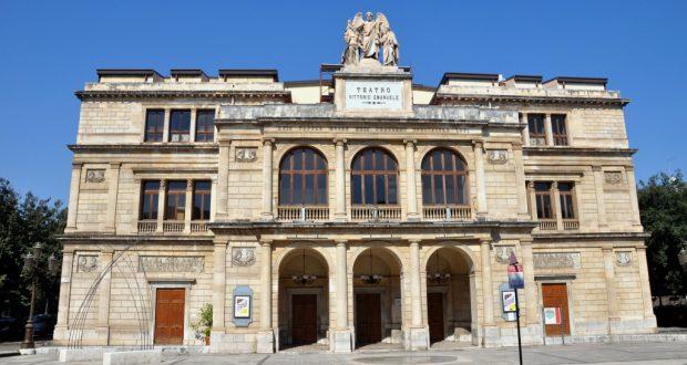 """""""Restauriamo – Aiutaci a recuperare la  Cultura"""": lo spettacolo benefico in scena al teatro Vittorio Emanuele il 15 dicembre"""