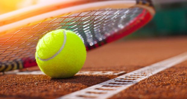 Consegnati i lavori per la realizzazione dei campi da tennis a Villa Dante