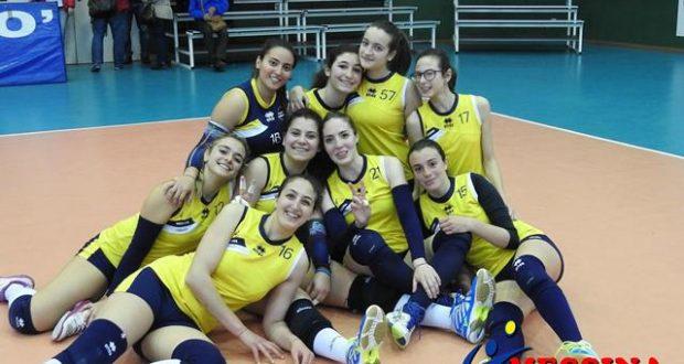 Il Messina Volley si laurea Campione Provinciale Under 18