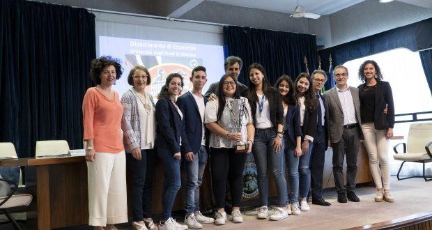 """High-School Business Game: i vincitori sono """"Gli Archi Associati"""", dell'Istituto Archimede"""