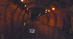 A20: ripristino segnaletica orizzontale tra la galleria Telegrafo e lo svincolo di Barcellona