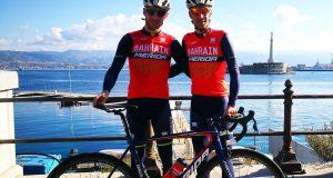 Vincenzo e Antonio: al Giro Messina tifa Nibali