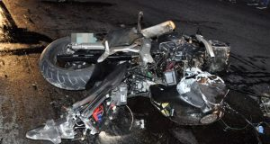 Messina, incidente in zona Minissale, grave un giovane 28enne