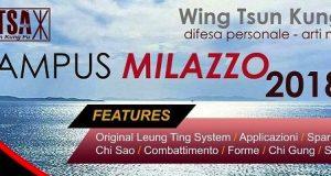 Milazzo: ritorna lo stage di Wing Tsun Kung Fu