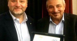 Avola: premiato il Professore Francesco Pira