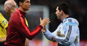 Ronaldo si Messi no