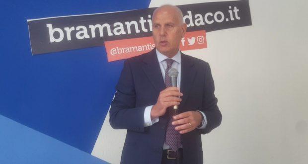 """Messina, Bramanti: """"Se non sarò sindaco, me ne andrò"""""""