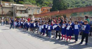 La mia scuola è la mia casa: l'eco delle mamme di Saponara
