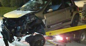 Incidente sull'A18 a Itala: scontro auto-camion