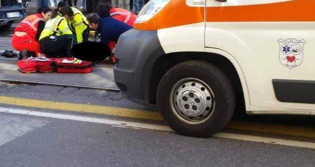 Nizza di Sicilia, investito mentre attraversa la strada: muore 92enne