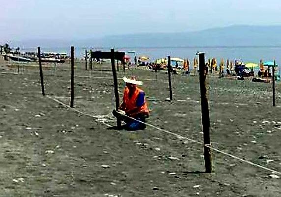 Una spiaggia per cani a Furci Siculo: 400 metri quadri e un ampio parcheggio