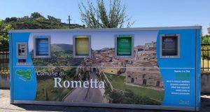 Raccolta differenziata: è in funzione la nuova isola ecologica a Rometta