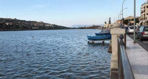 Una domenica al lago di Ganzirri