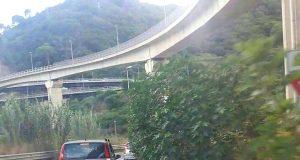 """Messina, """"a repentaglio la sicurezza degli automobilisti"""" nella galleria San Jachiddu"""