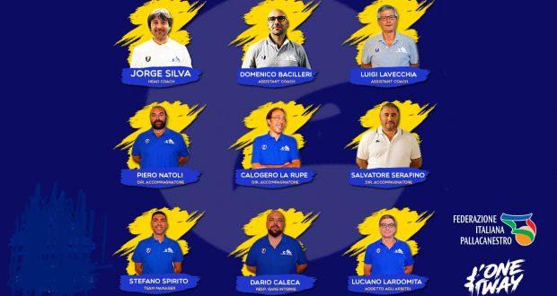 Confermato lo staff tecnico della Cestistica Torrenovese: ecco i nomi