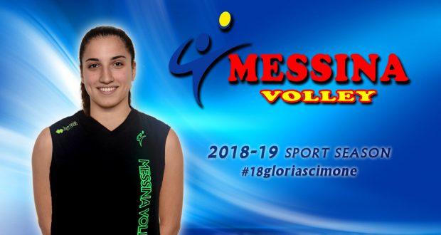 Volley, serie c femminile: capitan Scimone (Messina Volley) fa un primo bilancio sulla stagione
