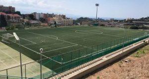 Rinvio amichevole ACR Messina – Gescal