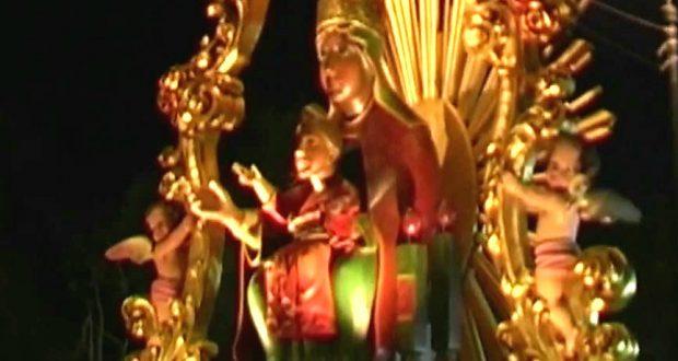 Tindari, inizia domani la Festa della Patrona: il programma