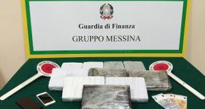 Sequestrati 11 chili di cocaina: arrestato corriere della droga