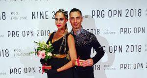 Carmelo Foresti e Angelica Italiano sesti nella WDSF RISING STARS LATIN