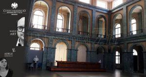 Messina, l'arte abbraccia la Camera di Commercio