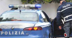 Polizia di Stato sorprende messinese a rubare allo svincolo di Boccetta