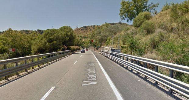 Autostrada A18: al via i lavori per il ripristino della segnaletica nella tratta Taormina-San Gregorio
