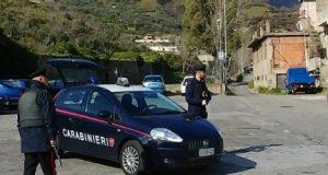 Carabinieri: un arresto a Bordonaro