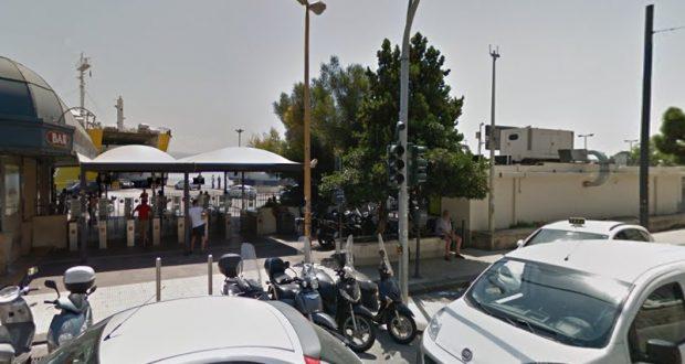Guerriglia agli imbarcaderi della Caronte tra i tifosi di Messina e Bari