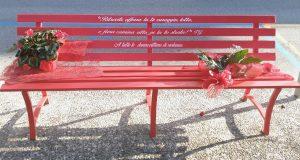 Venetico: Panchine rosse contro la violenza sulle donne
