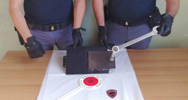 Polizia arresta 37enne messinese: ad incastrarlo le modalità con le quali apriva le casseforti