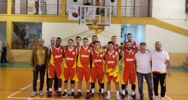 Basket: esordio vincente per la Sicily Express NP Messina