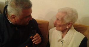 Milazzo, compleanno da record: Carmela Velardi spegne 112 candeline