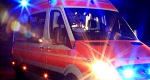 Autostrada A20: scontro auto-pullman, 4 i feriti