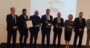 Eccellenze italiane all'estero: azienda palermitana premiata in Croazia
