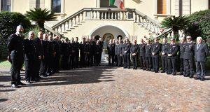 Messina, Medaglia Mauriziana a 32 carabinieri per i 50 anni di servizio militare